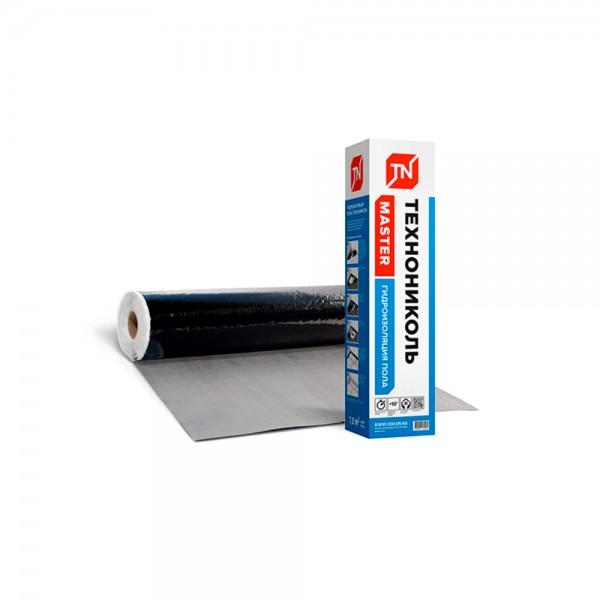 Waterproofing the floor 0.75x10m