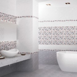 Floor tile Azori Macbeth gray