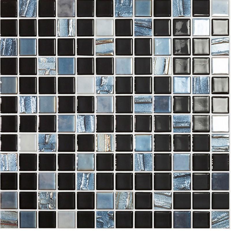 Vidrepur Astro Mosaic Black Glass