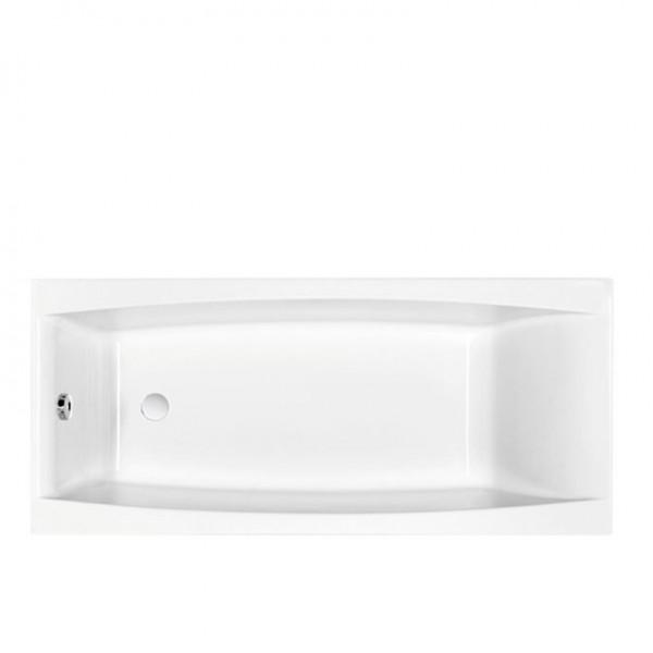 Acrylic bathtub CERSANIT Lorena 170x70cm