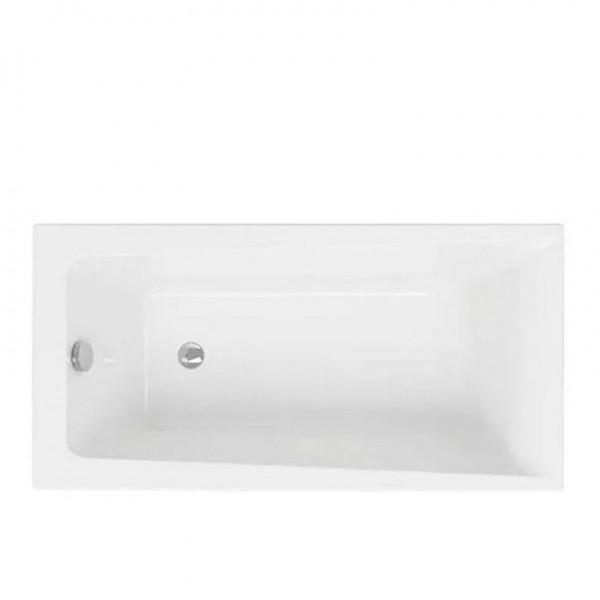 Acrylic bathtub CERSANIT Virgo 180x80cm