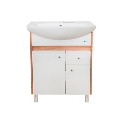 Magnolia washbasin cabinet 600 mm floor