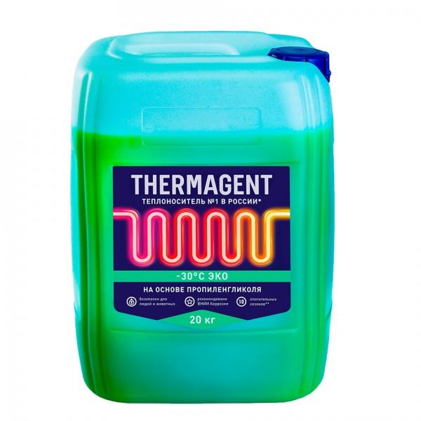 Heat carrier Thermagent Eko -30 ° С 20 kg, ECO 19.2 l